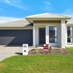 MODERN 4 BEDROOM FAMILY HOME WITH GOOD SIZE OPEN PLAN KITCHEN LIVING AREA. GOOD SIZED YARD THAT WILL FIT A TRAMPOLINE AND SWING SET