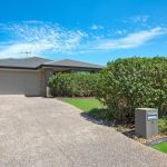 SPACIOUS FAMILY HOME WITH OPEN KITCHEN LIVING DINING THAT OPENS OUT ONTO ALFRESCO AREA. MAIN BEDROOM WITH AIR CON