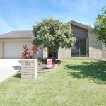 LARGE 4 BEDROOM FAMILY HOME WITH OPEN KITCHEN LIVING DINING THAT OPENS OUT ON TO ALFRESCO DINING AREA. VERY GOOD SIZE BEDROOMS. LARGE YARD.