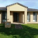 LARGE 4 BEDROOM FAMILY HOME WITH OPEN KITCHEN LIVING DINING THAT OPENS OUT ON TO ALFRESCO DINING AREA. GOOD SIZE YARD THAT EASILY FITS A TRAMPOLINE/SWINGSET